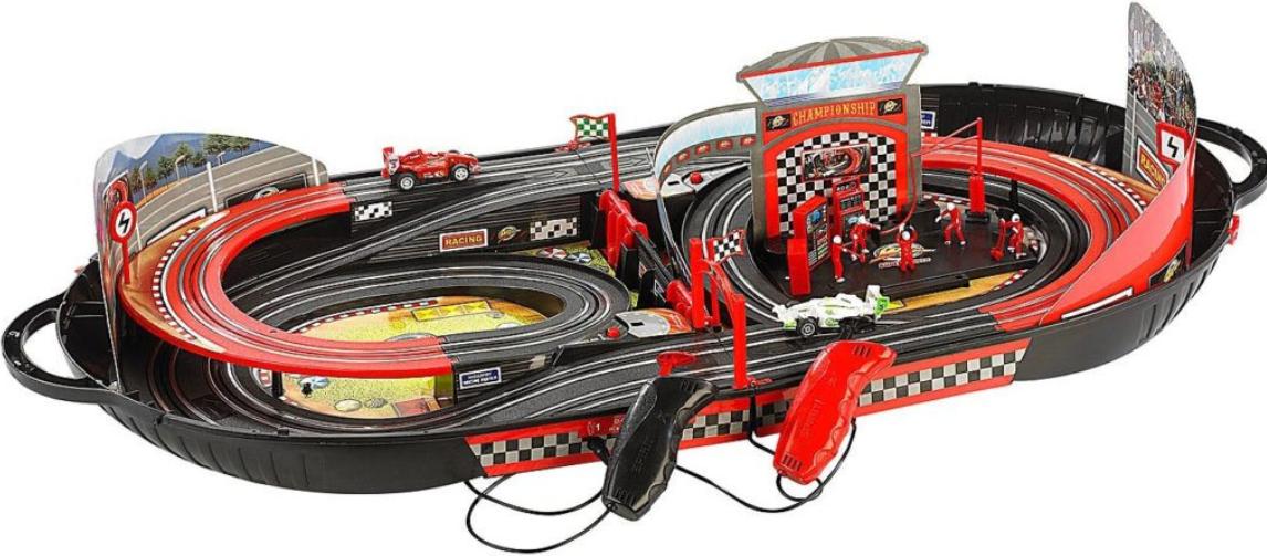 circuit voiture électrique
