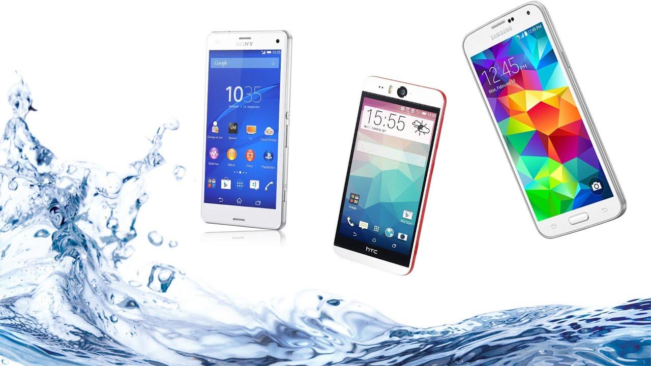 choisir smartphone etanche