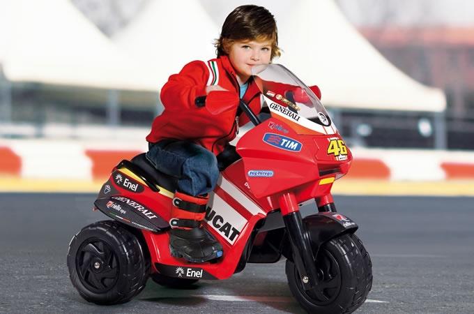 moto bébé