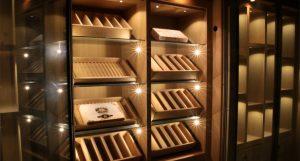 armoire à cigare