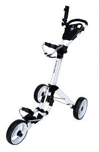 chariot de golf Qwik Fold